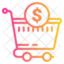 Shopping Bag Cart Icon