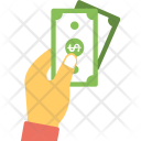 Payment Reimbursement Salary Icon