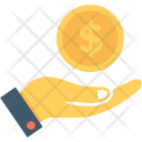 Payment Money Give Icon