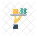 Payment Reimbursement Return Icon