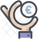 Payment Euro Coin Icon