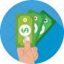 Give Money Payment Icon
