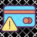 Payment Error Icon