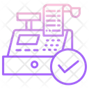 Payment Approved Checkmark Icon