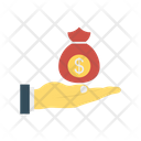 Payment Bag Icon