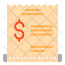 Payment Bill Icon
