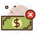 Payment Cancel Icon
