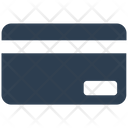 Credit Card Payment Visa Icon