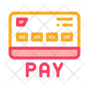 Webshop Payment Card Icon