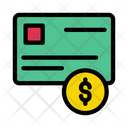 Cheque Pay Dollar Icon