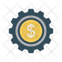 Payment Dollar Setting Icon