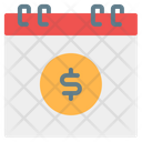 Payment Calendar Payments Icon