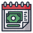 Payment Day Payday Date Icon