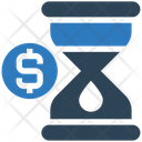 Payment Deadline Dealine Hourglass Icon