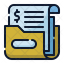 Payment Document Icon