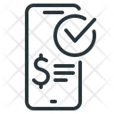 Payment Gateway Security Phone Icon