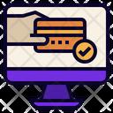Payment Gateway Digital Icon