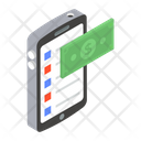 Payment Gateway Mobile Banking Smartphone Banking Icon
