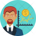 Payment graph Icon