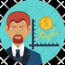 Appraisal Dollar Employee Icon