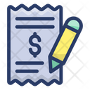 Payment Invoice Icon