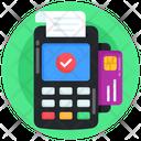 Billing Machine Payment Machine Pos Icon
