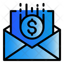 Mail Message Money Icon