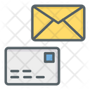 Payment Mail Payment Message Invoice Mail Icon