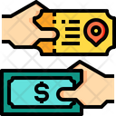 Payment Taxi Payment Cash Payment Icon
