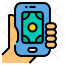 Payment Method Online Payment Smartphone Icon