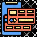 Creadit Digital Payment Icon