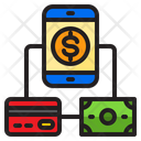 Payment Method Online Payment Exchange Icon