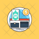 Payment Methods Banknotes Icon