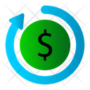 Payment Process Payment Processing Fund Icon