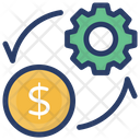 Commerce Payment Process Money Making Icon