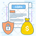 Payment Protection Secured Loan Payment Safety Icon