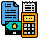 Payment Bill Cash Icon