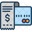 Payment Receipt Icon