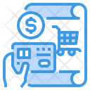 Payment Credit Card Money Icon