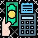 Payment Receipt Receipt Value Icon