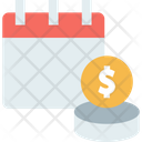 Payment Payment Schedule Payment Planning Icon