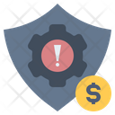 Risk Security Safe Icon