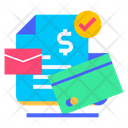 Payment Success Card Payment Payment Shield Icon