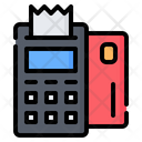 Payment Pos Terminal Icon