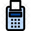 Payment Terminal Point Of Sale Finance Icon