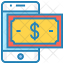 Payment Iphone Device Icon