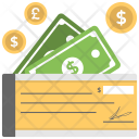 Payments Installments Wages Icon
