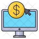 Payperclick Online Business Icon