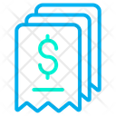 Billing Payment Payroll Icon