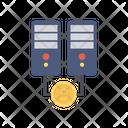 Pc Bitcoin Network Icon